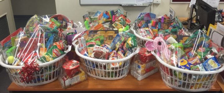 Chas Everitt Cape Town South – Spring Hampers for the Elderly