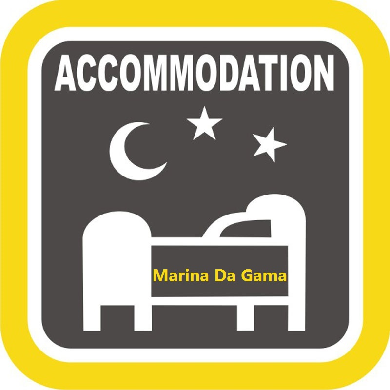 Accommodation in Marina Da Gama