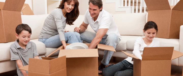 MOVING HOMES, PREMISES OR BUSINESSES